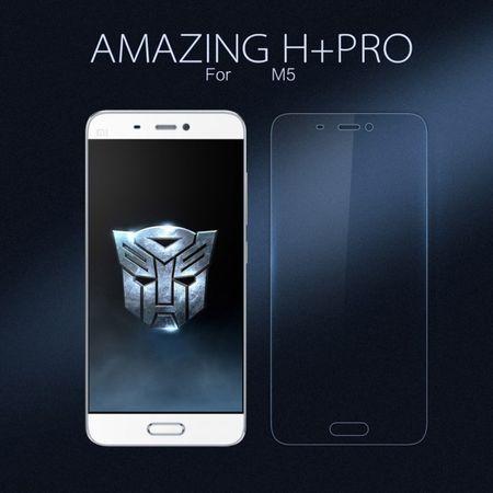 Xiaomi Mi5 Nillkin Amazing H+Pro Schutzfolie aus gehärtetem Glas (0.2mm dick)