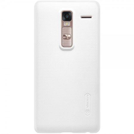 LG Zero/Class Matte Hart Plastik Case Hülle inklusive Schutzfolie von Nillkin - weiss
