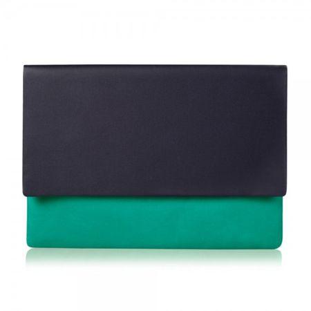 Cartinoe Blade Series Notebook Tasche für MacBook Air/Pro 13.3 - grün