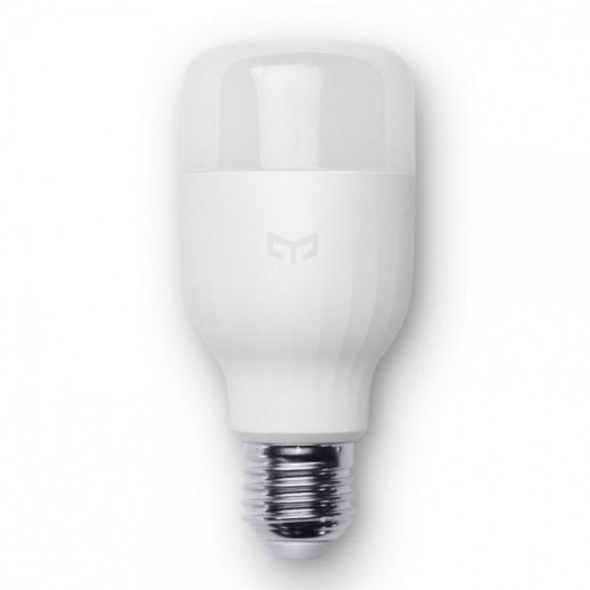 Xiaomi Xiaomi Yeelight E27 Smart LED Glühbirne mit justierbarer Helligkeit über WiFi