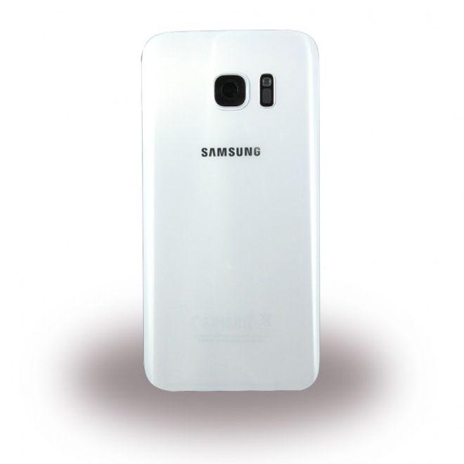 Samsung Samsung Galaxy S7 Akkudeckel Case (original Samsung) - weiss