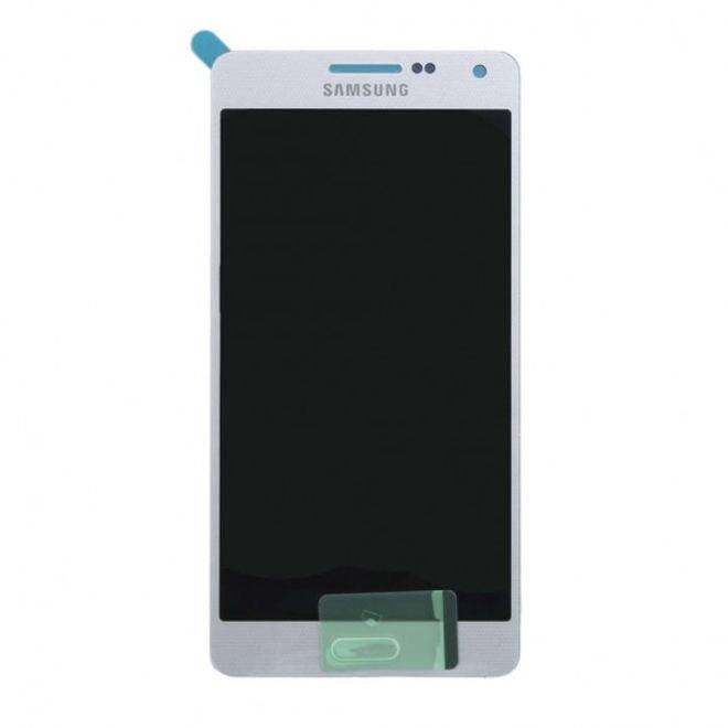 Samsung Samsung Galaxy A5 Original LCD Display und Touchscreen Komplettset - silber