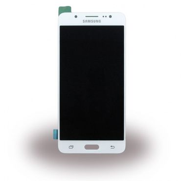 Samsung Galaxy J5 (2016 Edition) Original LCD Display und Touchscreen Komplettset (GH97-18792C) - weiss