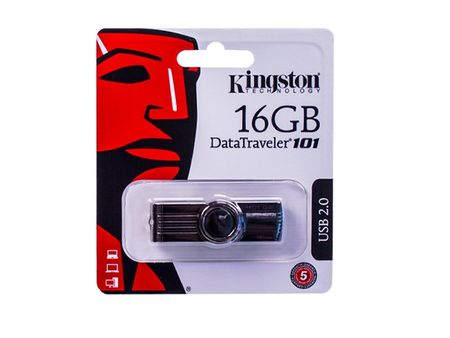 Kingston USB 2.0 Speicher Stick mit 16GB