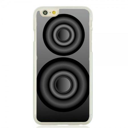 iPhone 6 Plus/6S Plus Hart Plastik Case Handyhülle mit Lautsprecher