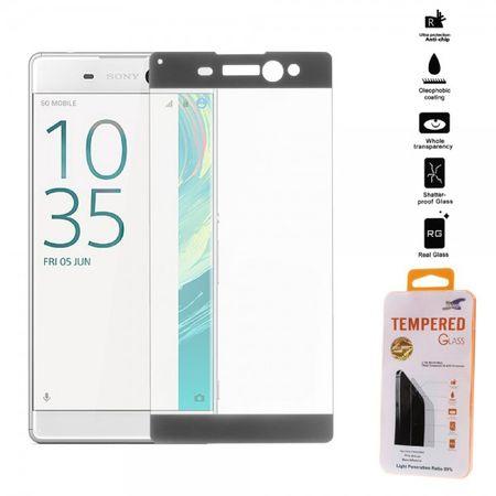 Sony Xperia XA Ultra Schutzfolie aus gehärtetem Glas (0.26mm dick) - grau