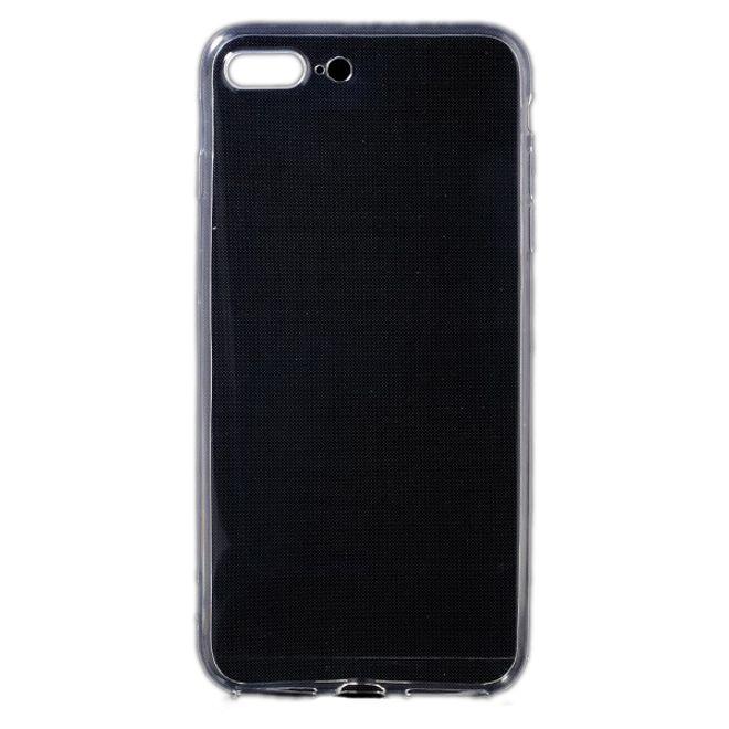 MU Classic iPhone 8 Plus / 7 Plus Case - Hülle aus TPU Plastik - superdünn - transparent