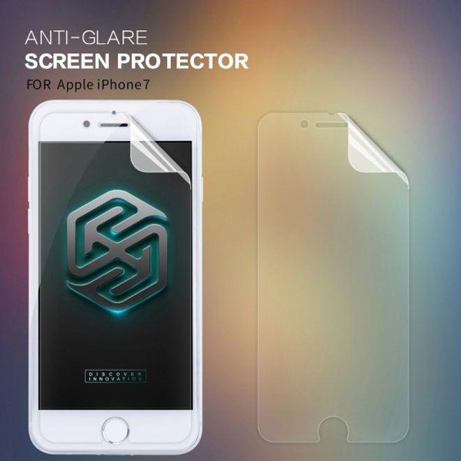 Nillkin Nillkin - Schutzfolie für iPhone 8 / 7 - Anti-Kratz Beschichtung - matt