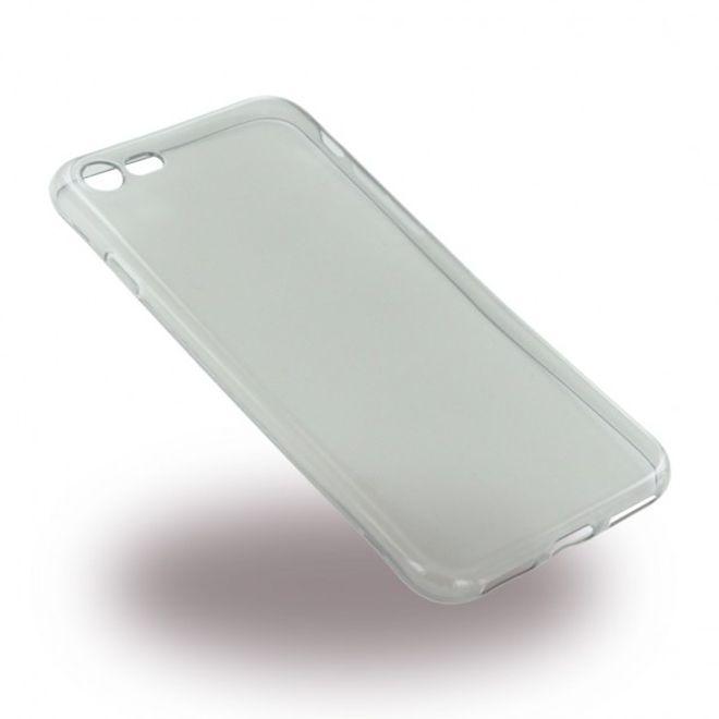 Cyoo Cyoo - iPhone 8 / 7 Handyhülle - ultradünnes Case aus elastischem Plastik 0,8mm - schwarz