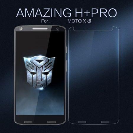 Nillkin - Motorola Moto X Force Schutzfolie - aus gehärtetem Glas - Amazing H+Pro
