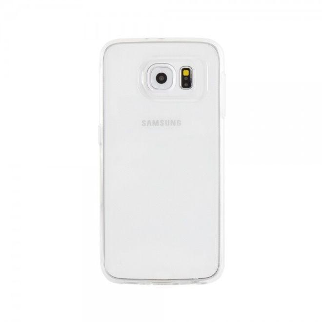 Goospery Mercury Goospery - Cover für Samsung Galaxy Note 2 - Handyhülle aus Kunststoff - Clear Jelly Series - transparent