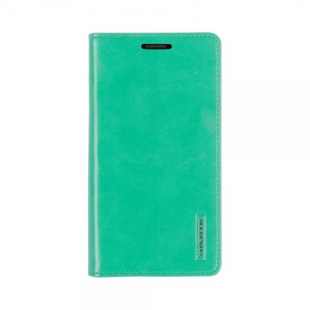 Mercury Goospery - Handyhülle für Samsung Galaxy Note 3 - Case aus Leder - Blue Moon Series - mint