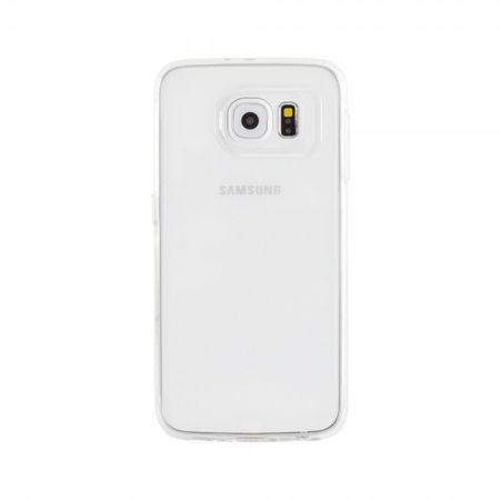 Mercury Goospery - Cover für Samsung Galaxy A7 - Handyhülle aus Kunststoff - Clear Jelly Series - transparent