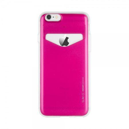 Goospery - Case für iPhone 5/5S/SE - Handyhülle aus Plastik - Slim Plus S Series - rosa