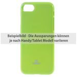 Goospery - Hülle für HTC One X9 - TPU Soft Case - Jelly Series - lime