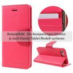 Goospery - Sony Xperia Z3 Handyhülle - Case aus Leder - Sonata Diary Series - rosa