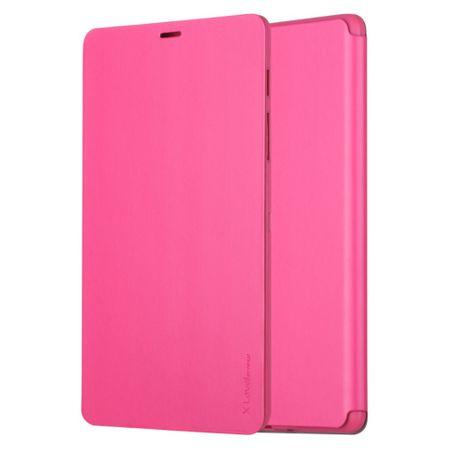 X-Level - Samsung Galaxy Tab S 8.4 (T700/T701/T705) Hülle - Slim Case aus Leder - rosa