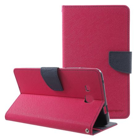 Mercury Goospery - Samsung Galaxy Tab A 7.0 Hülle - Tablet Bookcover - Fancy Diary Series - pink/navy