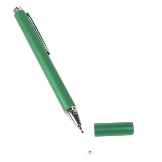 MU Classic Präzisions Stylus Touch Pen Eingabestift zum Zeichnen - grün