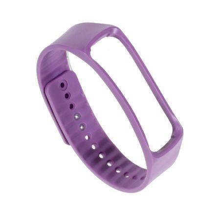 Samsung Galaxy GearFit (R350) Armband - aus elastischem Plastik - purpur