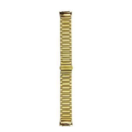 Samsung GearFit 2 (R360) Armband - aus Edelstahl - gold