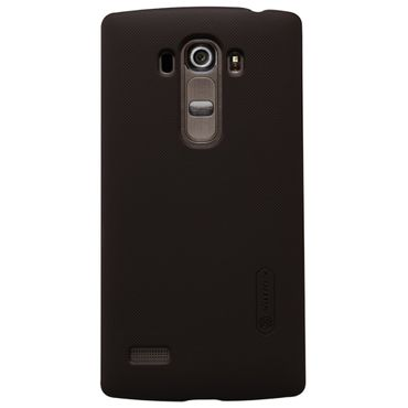 Nillkin - Handyhülle für LG G4 Beat/G4S - Plastik Case - Super Frosted Shield Series - braun