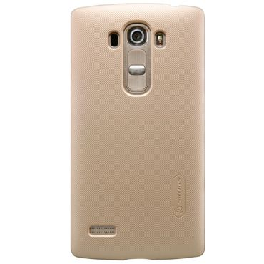 Nillkin - Handyhülle für LG G4 Beat/G4S - Plastik Case - Super Frosted Shield Series - gold