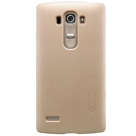 Nillkin - Handyhülle für LG G4 Beat/G4S - Plastik Case - Super Frosted Shield Series - gold