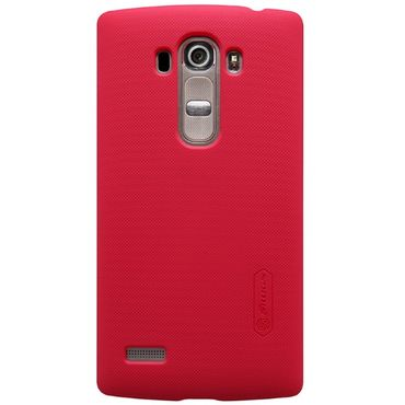 Nillkin - Handyhülle für LG G4 Beat/G4S - Plastik Case - Super Frosted Shield Series - rot