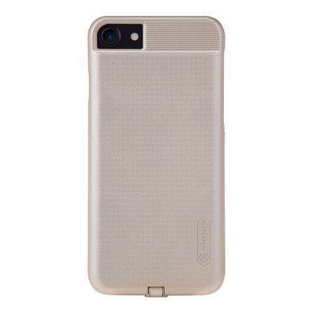 Nillkin - Wireless Charging Case für iPhone 8 / 7 - Magic Qi Series - gold