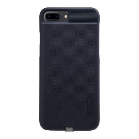 Nillkin - Wireless Charging Case für iPhone 8 Plus / 7 Plus - Magic Qi Series - schwarz