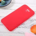 Huawei Honor Magic Hülle - TPU Soft Case - matt - rot