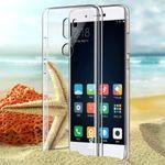 Imak - Hülle für Xiaomi Mi 5s Plus - Cover aus Hartplastik - kristallklar - transparent