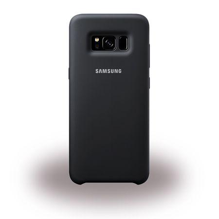 Samsung - Galaxy S8 Plus Case - Hülle aus Silikon - EF-PG955TS - silber/grau