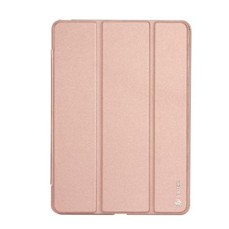Dux Ducis - iPad 9.7 (2017 & 2018) Hülle - dreifach faltbar - Skin Pro Series - rosegold