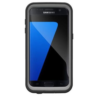 LifeProof - FRE für Samsung Galaxy S7 Outdoor Cover - wasserdicht - schwarz