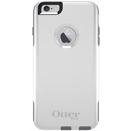 Otterbox - Commuter für iPhone 6 Plus Outdoor-Cover - weiss