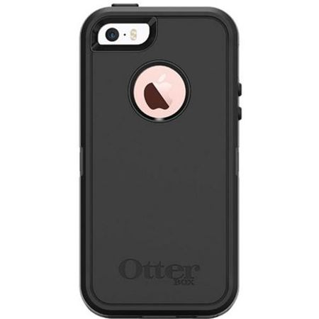Otterbox - Defender für iPhone 5/5S/SE Belastbares Outdoor-Cover - schwarz