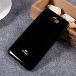 Goospery - Handy Case für Huawei Y5 II/Y5 2 - TPU Softcase - Pearl Jelly Series - schwarz