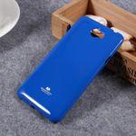 Goospery - Handy Case für Huawei Y5 II/Y5 2 - TPU Softcase - Pearl Jelly Series - blau