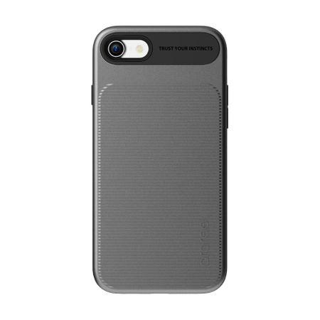 Araree - iPhone 8 / 7 Handyhülle - Softcase aus TPU Plastik - Amy Series - schwarz