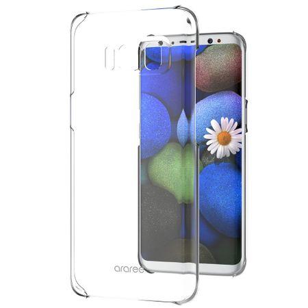 Araree - Samsung Galaxy S8 Handy Cover - Hülle aus Plastik - Nu:Kin Series - transparent