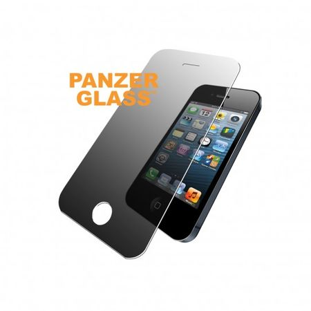 PanzerGlass - iPhone SE / 5S / 5C / 5 Displayschutz - Privacy (P1010) - transparent