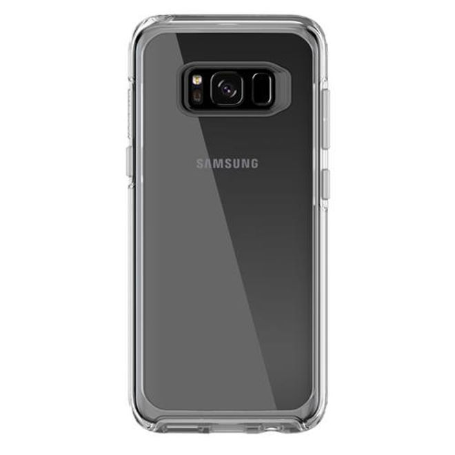 Otterbox Otterbox - Symmetry für Samsung Galaxy S8 Plus Outdoor Back-Cover - transparent
