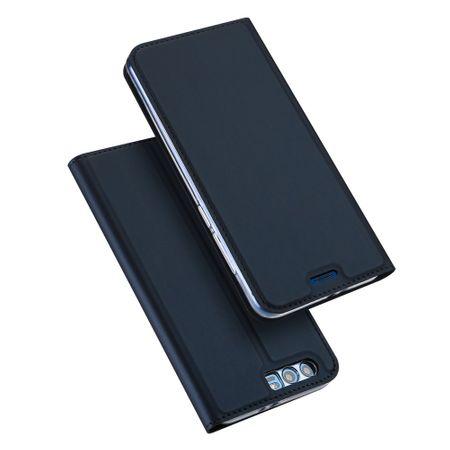Dux Ducis - Huawei Honor 9 Hülle - Handy Bookcover - Skin Pro Series - blau