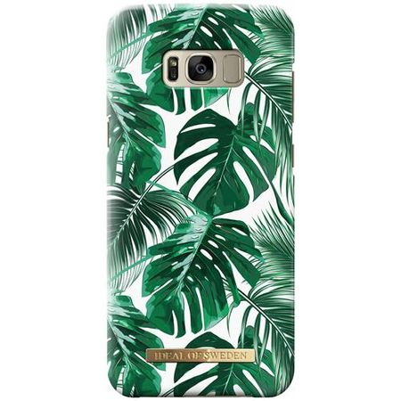 "iDeal of Sweden - ""Monstera Jungle"" Handy Hülle für Samsung Galaxy S8 Plus - mehrfarbig"