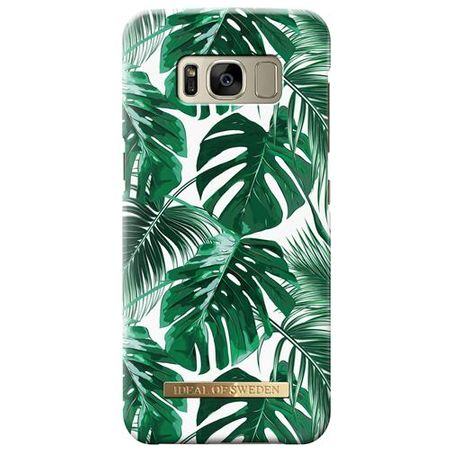 "iDeal of Sweden - ""Monstera Jungle"" Handy Hülle für Samsung Galaxy S8 - mehrfarbig"
