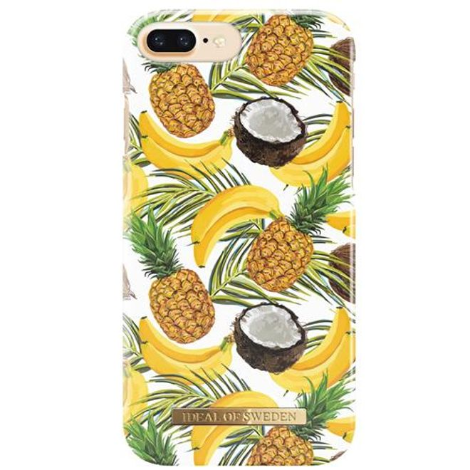 iDeal of Sweden iDeal of Sweden - iPhone 8 Plus / 7 Plus Handyhülle, Designer Case Banana Coconut - mehrfarbig