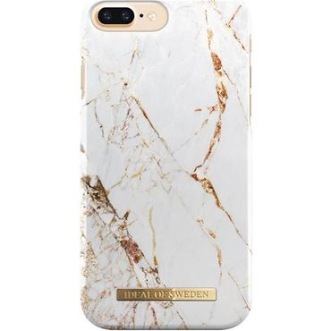iDeal of Sweden - iPhone 8 Plus / 7 Plus / 6S Plus / 6 Plus Handyhülle, Designer Case CARRARA - mehrfarbig