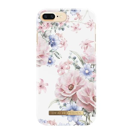 iDeal of Sweden - iPhone 8 Plus / 7 Plus / 6S Plus / 6 Plus Handyhülle, Designer Case Floral Romance - mehrfarbig